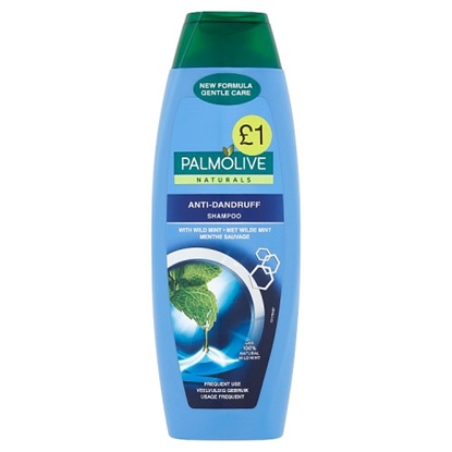Picture of PM £1 PALMOLIVE SHAMPOO ANTI-DANDRUFF 350ML X 6