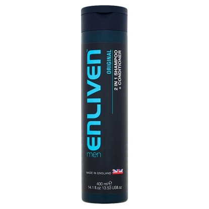 Picture of ENLIVEN SHAMPOO MEN 2in1 400ML x6