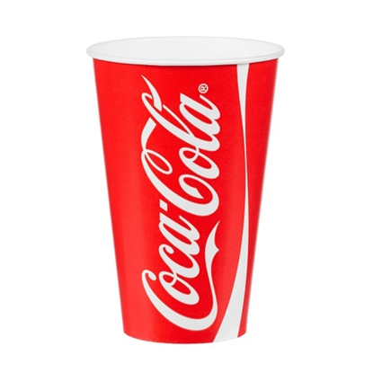 Picture of 9OZ COKE CUPS X 2000