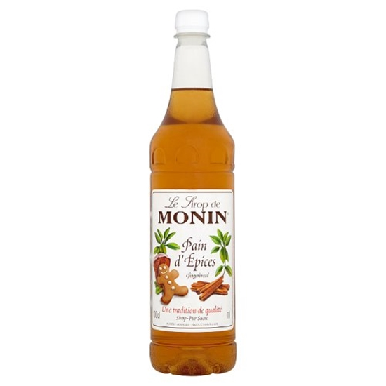 Picture of MONIN GINGERBREAD 1LTR X 1