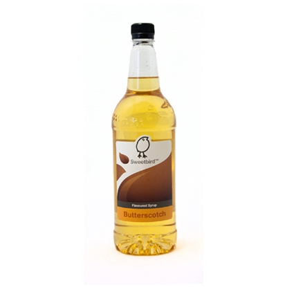 Picture of SWEETBIRD SYRUP BUTTERSCOTCH X 1
