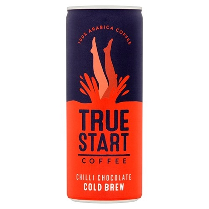 Picture of TRUE START CHILLI CHOC 250ML CAN X 24