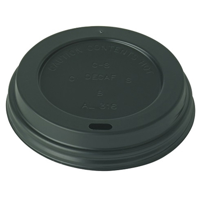 Picture of 8oz BLACK WEAVE LID X 1000