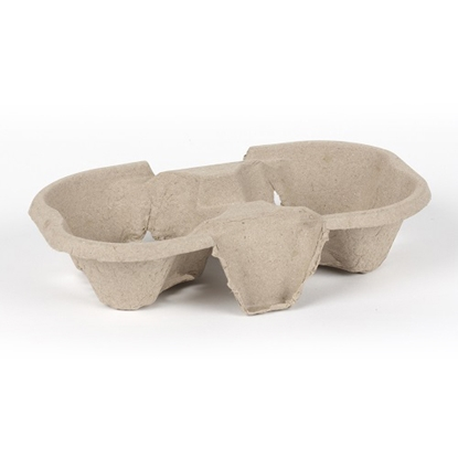 Picture of 2 CUP CARRY TRAY X 360