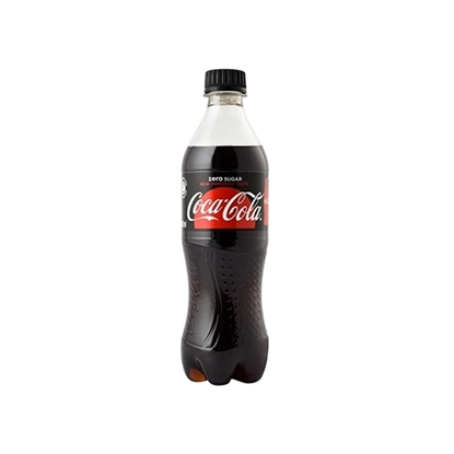 Picture of COKE *ZERO* 500MLS BOTTLES  X  **24s**