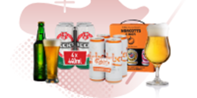 Picture for category LAGER, BEERS & ALES