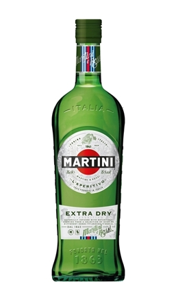 Picture of MARTINI EXTRA DRY 75CL X 6   *