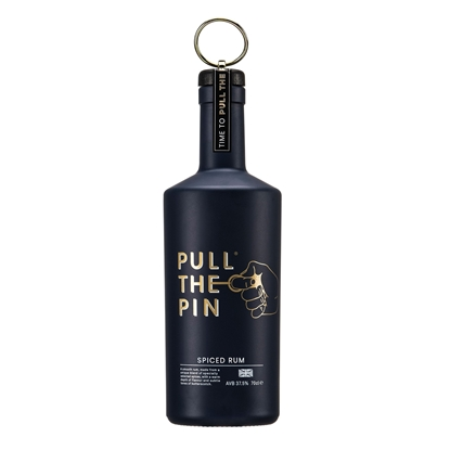 Picture of PULL THE PIN SPICED RUM 70CL X 6