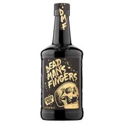 Picture of DEAD MANS FINGERS SPICED RUM 70CL X 6