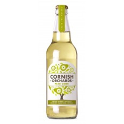 Picture of CORNISH ORCHARD PEAR CIDER 500MLx12
