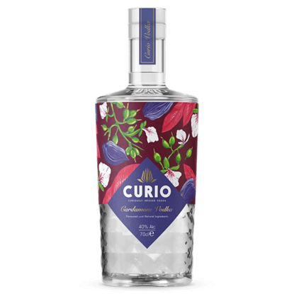 Picture of CURIO CARDAMOM VODKA 70CL x 6