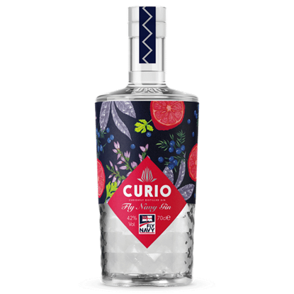 Picture of CURIO FLY NAVY GIN 70CL X 6