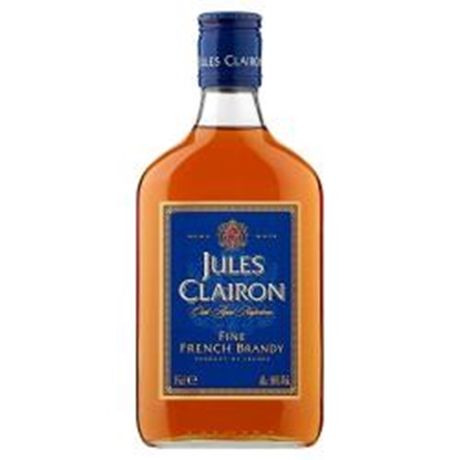 Picture of *35CL* JULES CLAIRON BRANDY X 12