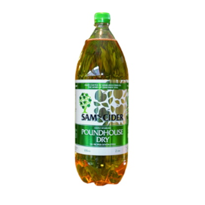 Picture of SAMS POUNDHOUSE DRY CIDER *2LTR* X 6