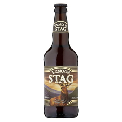 Picture of EXMOOR STAG 5.2% 500ML X 8