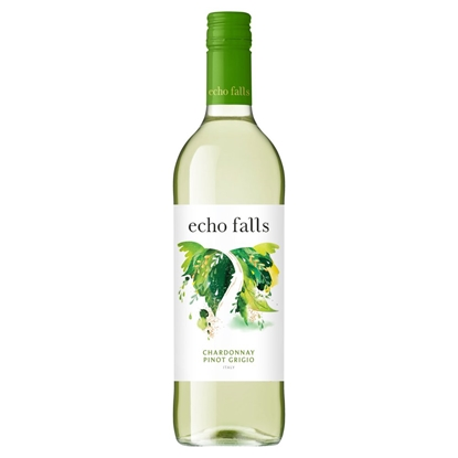 Picture of ECHO FALLS PINOT GRIGIO CHARDDONNAY  X 6