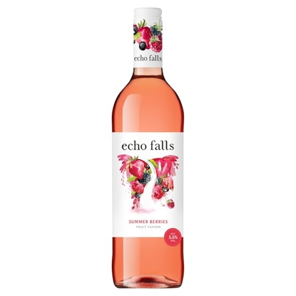 Picture of ECHO FALLS SUMMER BERRIES 75CL x 6