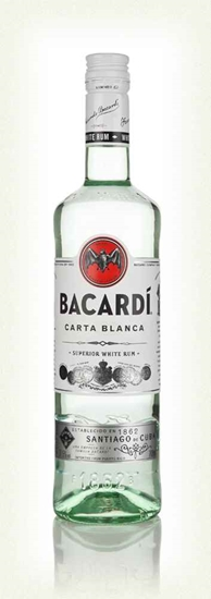 Picture of BACARDI RUM 70CL X 6         *