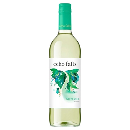 Picture of ECHO FALLS WHITE 75CL X 6