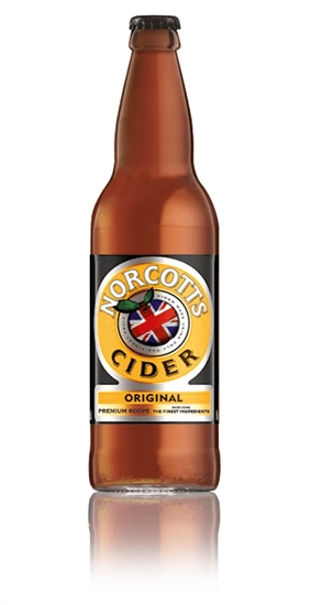 Picture of NORCOTTS ORIGINAL CIDER 500MLS x12