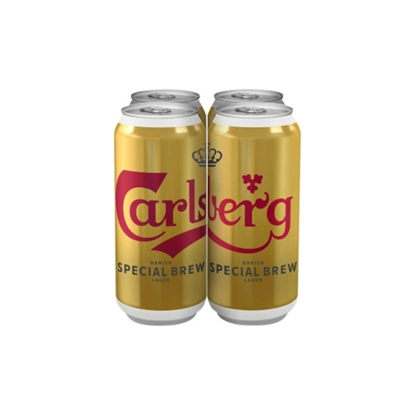 Picture of CARLSBERG SPECIAL BREW 500ML  4PK x 6