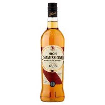 Picture of HIGH COMMISSIONER WHISKY 70CL X 6