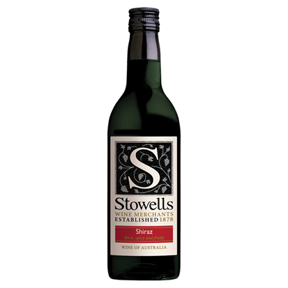 Picture of *187ML*STOWELLS SHIRAZ X 12