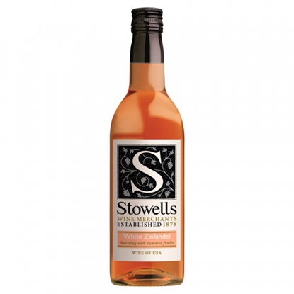 Picture of *187M*STOWELLS WHITE ZINFANDEL *ROSE* x 12