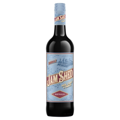 Picture of JAM SHED SHIRAZ 75CL X 6