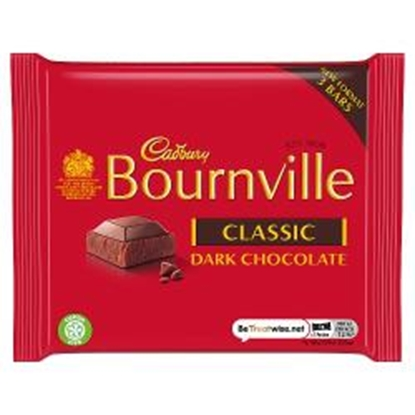 Picture of BOURNVILLE 49g 3PK x 18