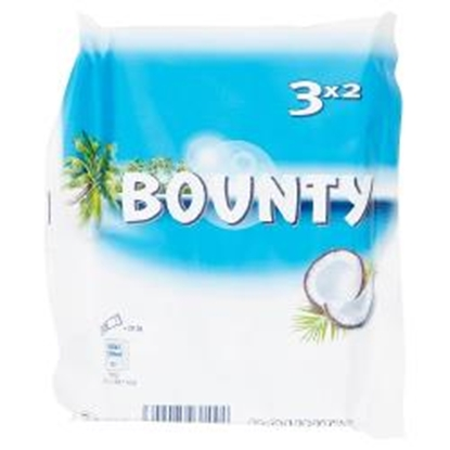 Picture of BOUNTY 57g 3PK x 12