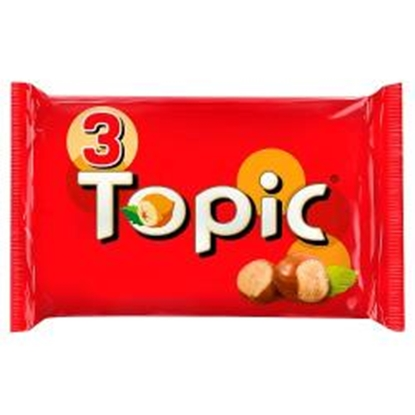 Picture of TOPIC 47g 3PK x 15