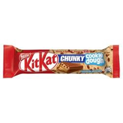 Picture of KIT KAT CHUNKY COOKIE DOUGH X 24