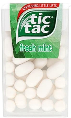 Picture of TIC TAC FRESH MINT X 24