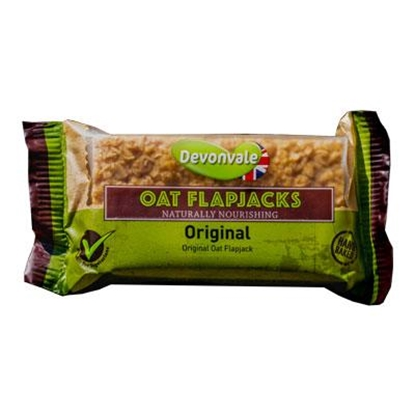Picture of DEVONVALE **UNICED** FLAPJACK SELECTION x 24