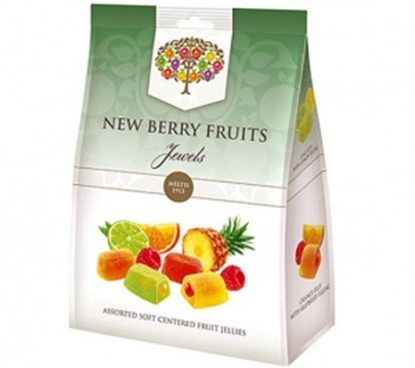 Picture of NEWBERRY FRUIT JEWELS POUCH **160G** X 8