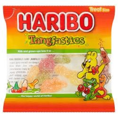 Picture of HARIBO TANGFASTIC **10P** x  100