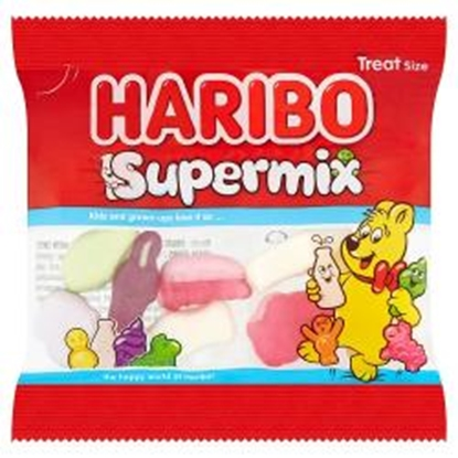 Picture of HARIBO SUPERMIX **15P** X 100