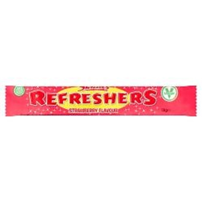 Picture of SWIZZELS REFRESHER BAR STRAWBERRY 60 x 10P