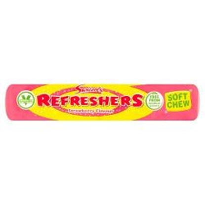 Picture of SWIZZELS REFRESHER STICK PACK STRAWBERRY X36