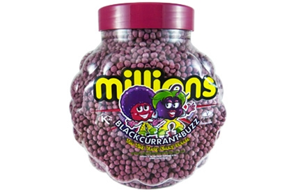Picture of MILLIONS BLACKCURRANT X 2.27KG