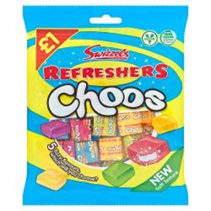 Picture of PM £1 REFRESHERS CHOOS 135G X 12