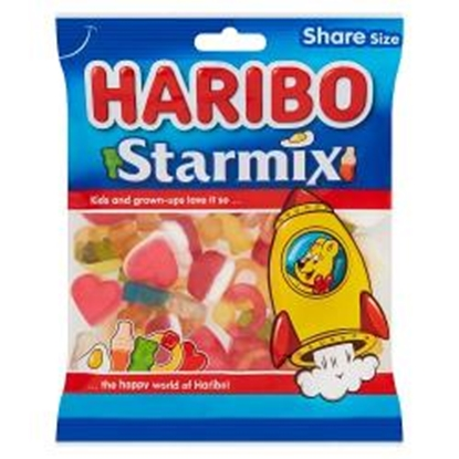 Picture of HARIBO STARMIX 160G BAGS X 12