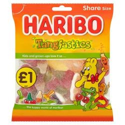 Picture of PM £1 HARIBO TANGFASTICS 160g x12