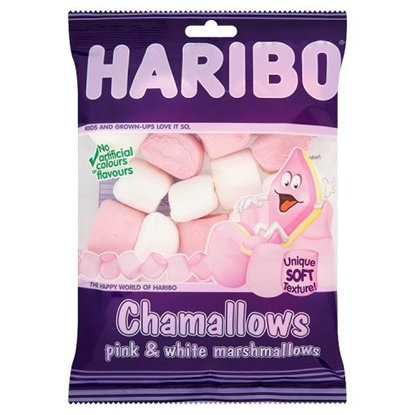 Picture of HARIBO CHAMALLOWS 140G X 12