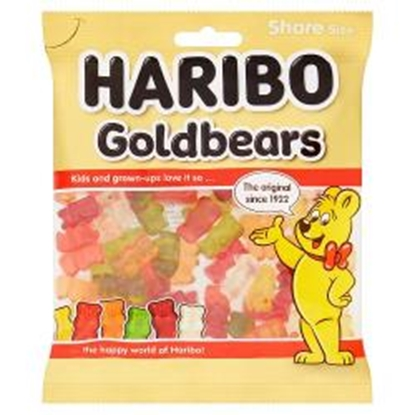 Picture of HARIBO GOLD BEARS 160G X 12