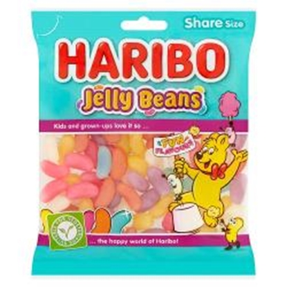 Picture of HARIBO JELLY BEANS 160G X 12