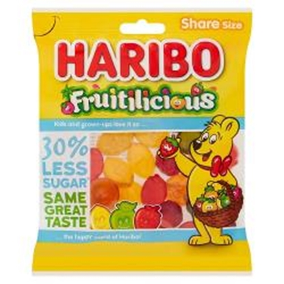 Picture of HARIBO FRUITILICIOUS 135G X 12