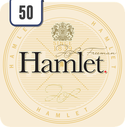 Picture of HAMLET DRUM 50'S X 1
