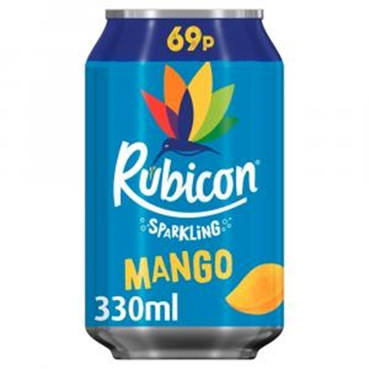 Picture of PM 69P RUBICON MANGO CANS 330ML X 24